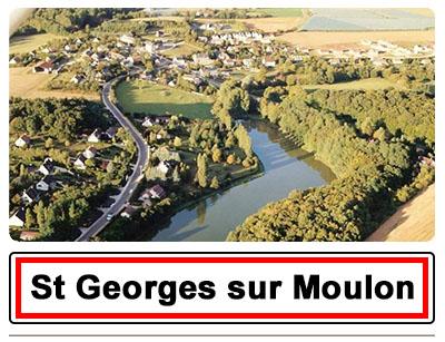 Terrains à vendre à Saint george sur moulon