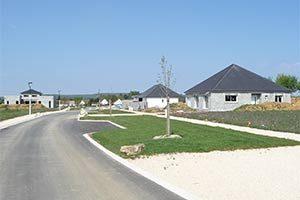terrain constructible bourges